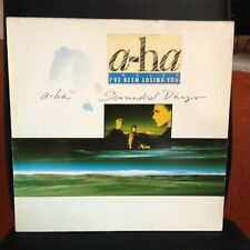 33 TOURS / LP ALBUM--A-HA--SCOUNDREL DAYS--1986