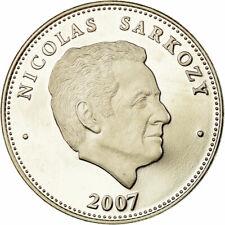 [#715074] France, Médaille, Nicolas Sarkozy, Président de la République, FDC