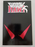 SHADOWHAWK : OUT OF THE SHADOWS TPB COLLECTION 1993 IMAGE COMICS 1ST PRINT!