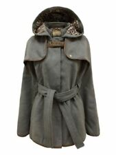 Cappotti e giacche da donna grigia con bottone, taglia 40