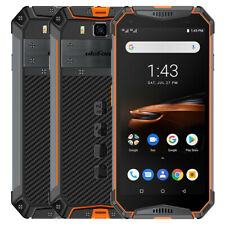 "10300mAh Rugged Smartphone Unlocked 64GB 5.7"" Android 9 Waterproof Mobile Phone"