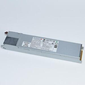 SUPERMICRO PWS-1K28P-SQ 1280W 1U 80 Plus Platinum Switching Power Supply