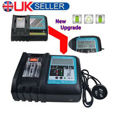 New DC18RC 7.2-18V Compact Li-Ion Fast Battery Charger For Makita