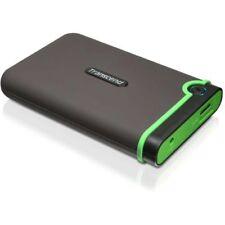 Discos duros externos grises de alimentación por USB para ordenadores y tablets, USB 2.0
