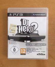 Dj Hero 2 x PS3 usato/in ottime condizioni (solo gioco)