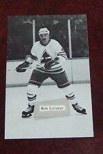 Colorado Rockies post cards 1981-1982 Bob Lorimer
