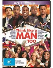 Think Like A Man Too : NEW DVD