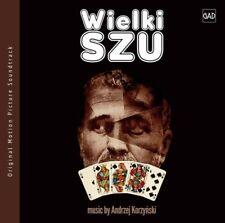 Andrzej Korzyński - Wielki Szu OST CD / Korzynski