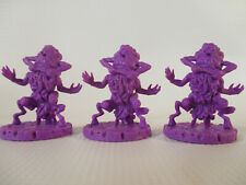 CTHULHU WARS Lot of 3 ABOMINATION Miniature Figures NEW!!