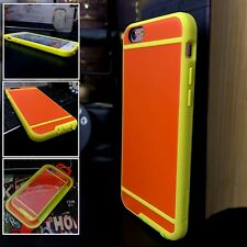 Apple iPhone 6 Rugged  Case Scratch  Protection Orange  SwitchEasy
