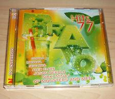 CD Album Sampler - Bravo Hits 77 : Madonna + Sean Paul + Alex Clare + ..
