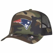 Era Adjustable Trucker Cap - NEW England Patriots Camo