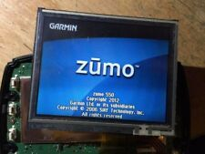 MAIL-IN GARMIN ZUMO 450 550 SCREEN  REPLACEMENT SERVICE