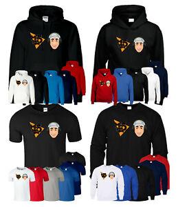 Mr Top 5 Gaming Kids T-Shirt Hoody Sweatshirt Funny Mens Youtuber Merch Top Tee