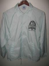 Walt Disney World Marathon Race Mickey Mouse 2007 Volunteer Windbreaker Jacket L