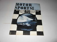 FEB 15 1964 MOTOR SPORTS NEWS vintage car magazine