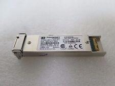Foundry 10G-XFP-ZRD FTRX-3811-334-F1 10GBASE-ZRD