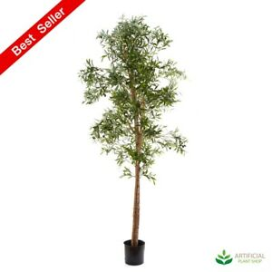 Artificial Fake Plants Olive Tree 2m