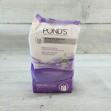 Pond's Wet Cleansing Towelettes, Evening Soothe - 30 ct