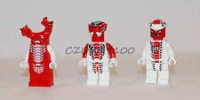 LEGO NINJAGO SERPENTINE FANGDAM / FANG-SUEI / SNAPPA FANGPYRE TRIBE NEW
