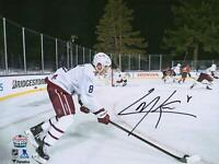 Autographed Cale Makar Avalanche 8x10 Photo Fanatics Authentic COA Item#11228228