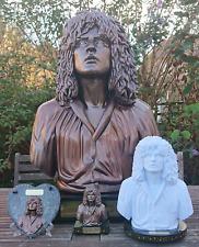 More details for all three marc bolan bronze bust replicas save- bolan shrine fundraiser