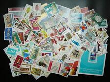 Lot - 250 unterschiedliche Briefmarken DDR - gestempelt / ungestempelt