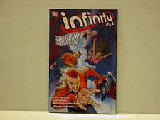 Infinity Inc. - Luthors Monsters - Graphic Novel - Free Shipping