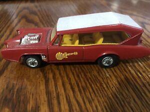 Monkeemobile 1:43 Scale Corgi Toys (Vintage)