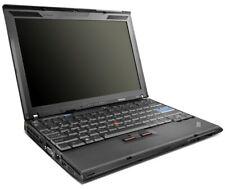 "Lenovo Thinkpad X201 12.1"" WXGA Intel Core i3 330M 4GB RAM 250GB Windows 7 Pro"