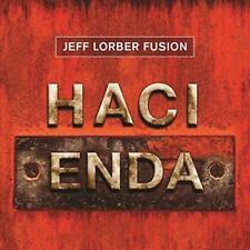 Jeff Lorber Fusion - Hacienda (NEW CD)