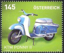 Austria 2014 KTM Ponny II/Motorcycles/Motor Bikes/Motoring/Transport 1v (at1017)