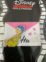 New Disney DSF DSSH Loveliest Pin Event JOY Envelope LE 400 Sweet Gram InsideOut