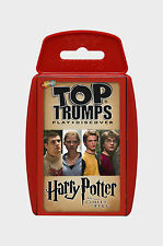 WM - Top Trumps - Harry Potter and the Goblet of Fire Card Game
