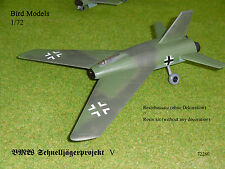 BMW Schnelljägerprojekt V    1/72 Bird Models Resinbausatz / resin kit