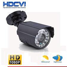 HD-CVI 2MP Full HD 1080P Night Vision Outdoor Security  CVI CCTV Camera System
