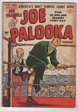 Joe Palooka #21   (Harvey 1948)    VG-