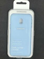 Genuine Samsung Dual Layer Slim Soft Touch Case Cover Galaxy J3 (2017)