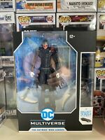 McFarlane Toys DC Multiverse Batman Who Laughs 7 inch Action Figure with Build-…