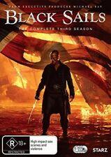 Black Sails: Season 3 DVD Super Fast Shipping