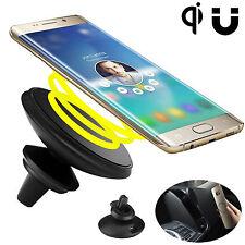 Qi Autolade Magnet KFZ Halterung Mount Wireless Qi Standard Handy Smartphone DE