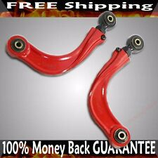 RED Rear Adjustable Camber Kits fits 2006-2011 Mazda 5 3