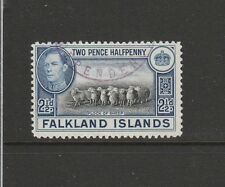 Falklands Used in DEpendencies 1938 2 1/2d
