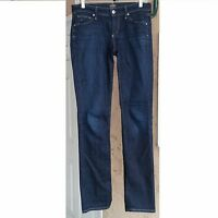 Citizens of Humanity AVA low Rise Straight Leg Women's Jeans Size 27 X 34""