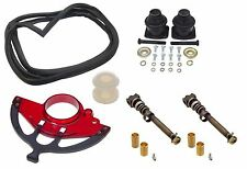 Fits Mercedes W108 W109 W111 Trunk Seal & Heater Control Handle & King Pin Kit