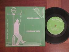"Ade Moose And Walker – Lounge Around -  UK  7"" P/S 1984 Twee C86"