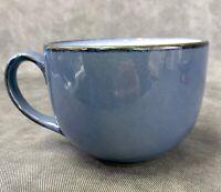 """Sango Concepts Eggplant Grand Mug Jumbo Cup 2009 Soup Over Sized 3 5/8"""" x 4 3/4"""""""