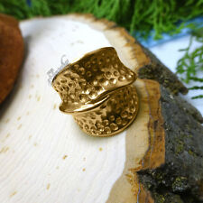 Two-Tone Silver & Gold Ring