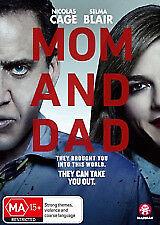 Mom and Dad DVD (2018) Nicholas Cage & Selma Blair
