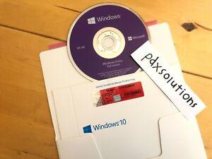 Windows 10 Professional DVD Sealed FULL VERSION